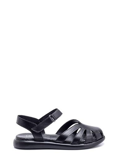 Derimod Kadın Sandalet (45) Konfor Siyah